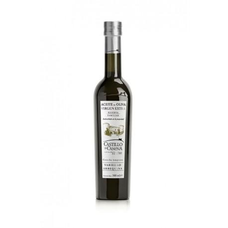 Castillo de Canena Reserva Familiar. Aceite de oliva arbequina, 500 ml