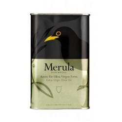 Aceite de Oliva Virgen Extra Merula 500 ml lata  Marqués de Valdueza