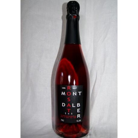 Cava Jané Baqués (Pla del Penedés) Rosado 750 ml caja de 6 botellas