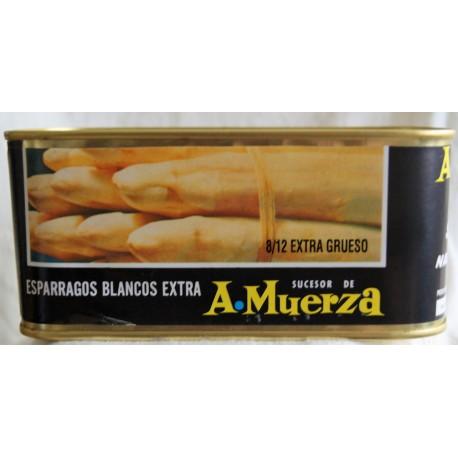 Espárragos 9-12 (Lata 1 Kg) Camparola Vda. de Cruz Muerza (San Adrián - NAVARRA)