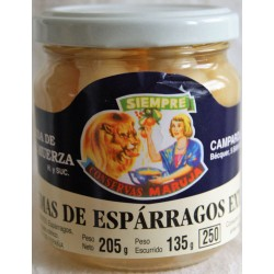 Yemas Extra (Frasco 250 grs) Camparola Vda. de Cruz Muerza (San Adrián - NAVARRA)