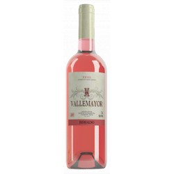Vallemayor rosado caja 12 botellas  La Rioja