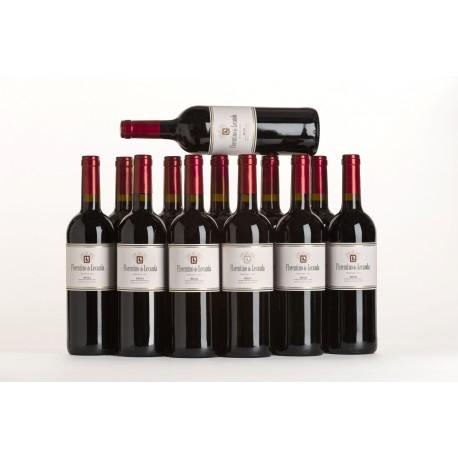 Florentino de Lecanda (Haro) Rioja crianza 2014  caja de 12 botellas