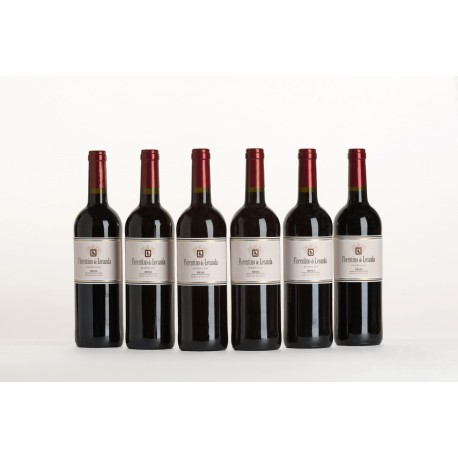 Florentino de Lecanda (Haro) Reserva 2012 caja 12 botellas Rioja alta