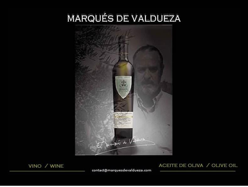 MAERQUÉS DE VALDUEZA AOVE